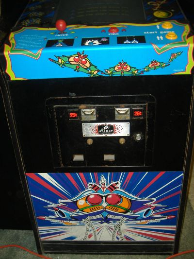 Galaga - Lower Front
