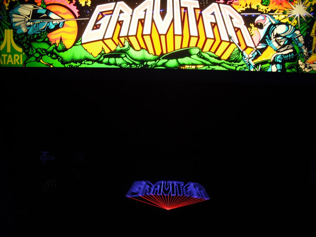 Gravitar - marquee