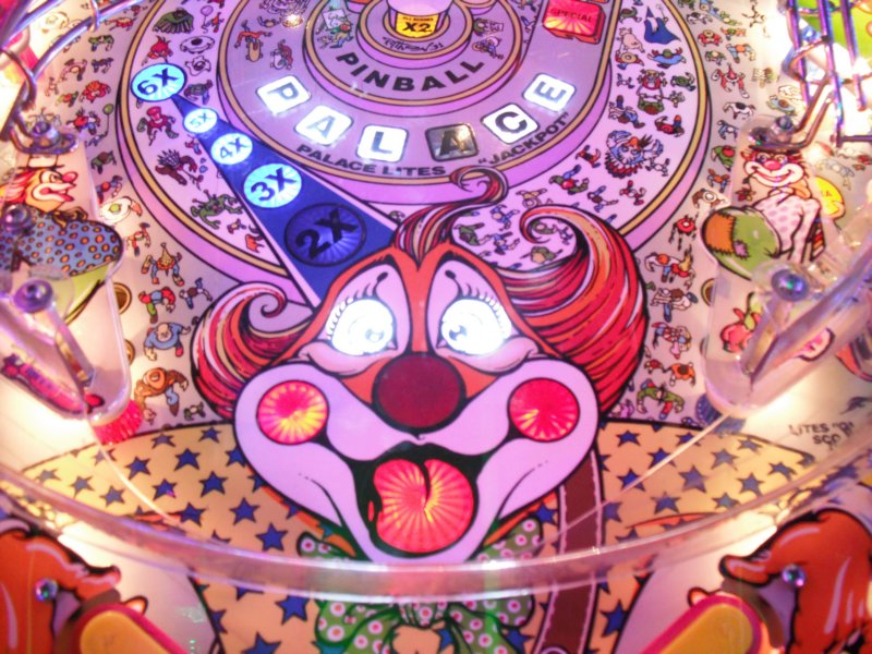 Williams Hurricane Pinball